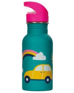 Frugi Steel Bottle Rainbow