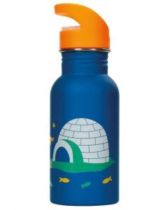 Frugi Steel Bottle Polar