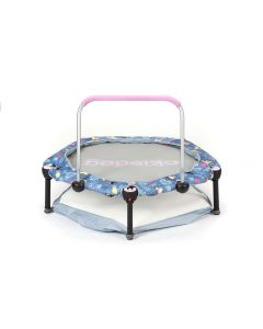 Okiedog Trampoline 90cm With Playpen Tropic Jungle