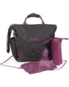Okiedog Sumo Dahoma Black Purple