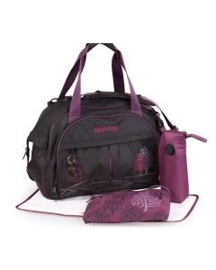 Okiedog Dahoma Shuttle Black Purple