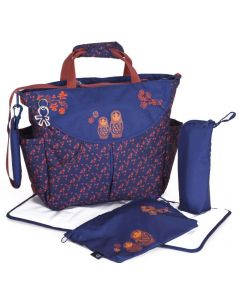Okiedog Sumo Matrushka Navy Blue
