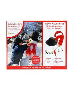 Pearhead Build Your Own Snowman Kit