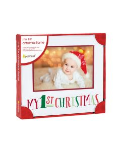 Pearhead Baby's 1st Christmas Frame