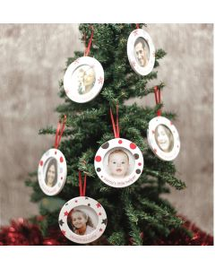Pearhead Family Tree Ornament Set 50077