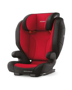 Recaro Monza Nova Evo Seatfix Racing Red