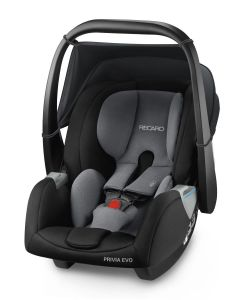 Recaro Privia Evo Carbon Black