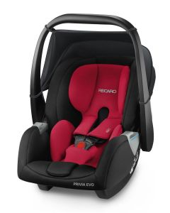 Recaro Privia Evo Racing Red