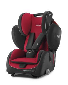 Recaro Cover Young Sport Hero Racing Red