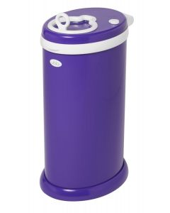 Ubbi Diaper Pail Purple