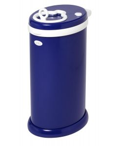 Ubbi Diaper Pail Navy Blue