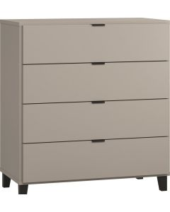 Vox Dresser With Drawers Simple Grey/Grey